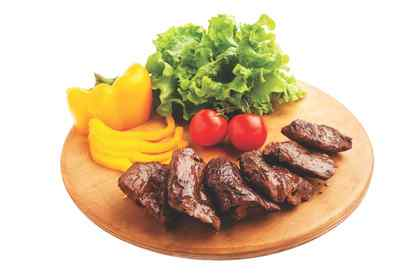 Beef tenderloin barbecue