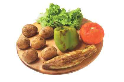Vegetable Barbecue
